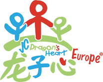 JC Dragon's Hear Europe Logo